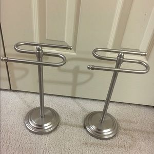 Other - Set of 2 Hand Towel Holders